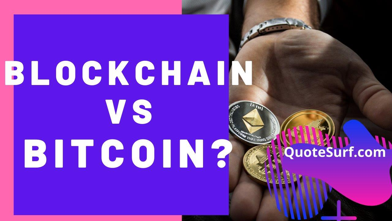 What-Is-The-Difference-Between-Blockchain-And-Cryptocurrency images