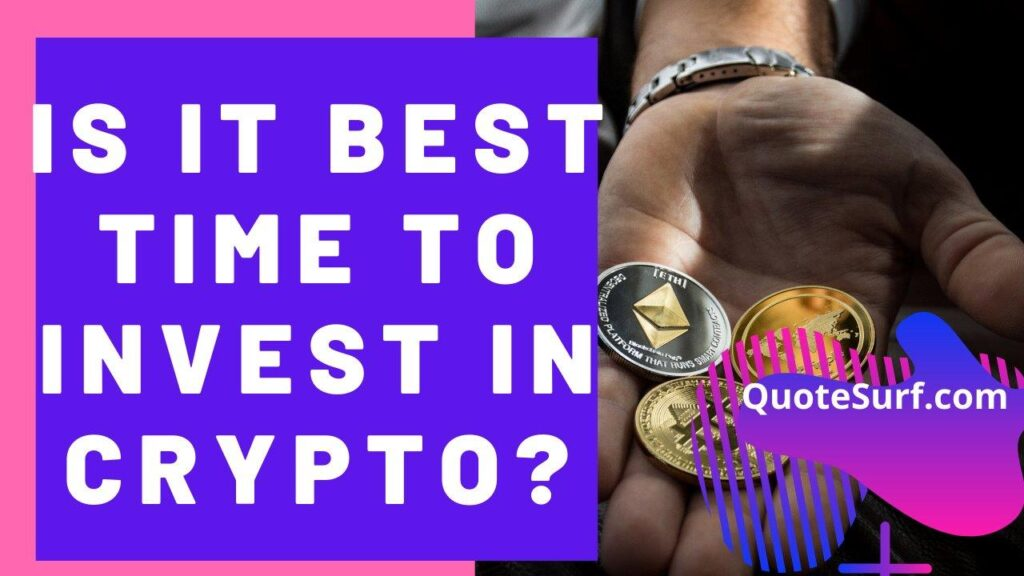 When Is It Best To Invest In Cryptocurrency images