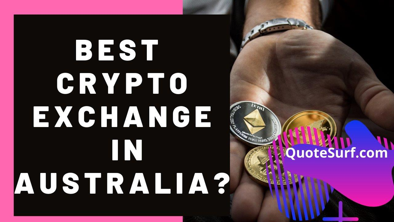 What Is The Best Crypto Exchange In Australia images